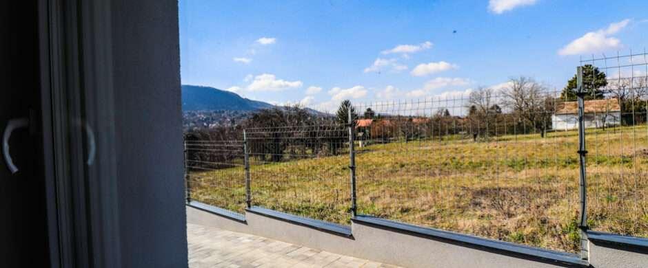 Budapest Ürömhegyen új építésű 116 nm-es 2 szintes lakás eladó